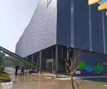 冀东水泥石灰石资源44亿吨 今年加快砂石骨料基地建设