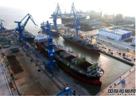 """中国船厂""""垄断""""全球船舶脱硫装置改装市场"""
